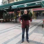 9-helene emerydevant le centre culturel francais (Small)