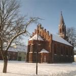 Arrière de l'église de Senftenberg (Small)