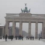 La porte de Brandebourg à Berlin  (Small)