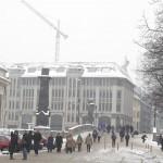 La vie à Berlin sous la neige (Small)