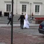 PHOTOS LITUANIE -RENCONTRE AVEC 5 MARIAGE A VILNIUS