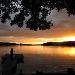 PHOTOS pologne 021 coucher de soleil à augustaw