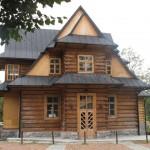PHOTOS pologne 352 maison en bois à zakopane compris toit