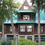 PHOTOS pologne 488 maison bois zakopane