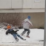 Que c'est bon de se rouler dans la neige (Small)
