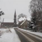 Senftenberg sous la neige (Small)