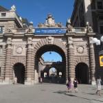 VISITE DE STOCKHOLM ENTREE VILLE HISTORIQUE