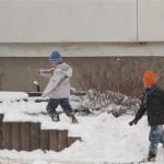 bataille de boules de neige (Small)