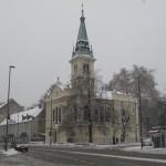 ljubljana -capitale Slovénie
