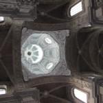 plafond de l'église