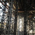 PHOTOS SLOVAQUIE construction de ponts