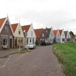 maisons le long des canaux