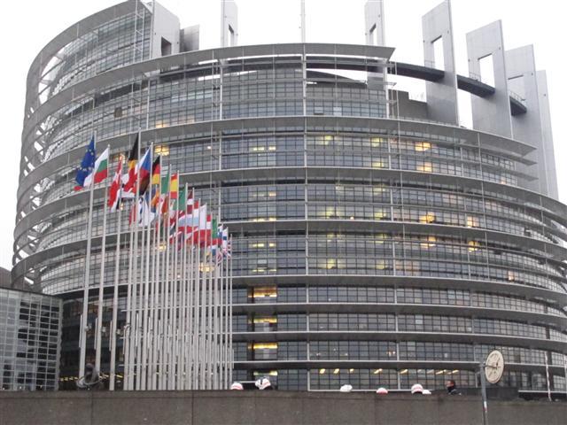 PARLEMENT EUROPEEN DE STRASBOURG (Small)